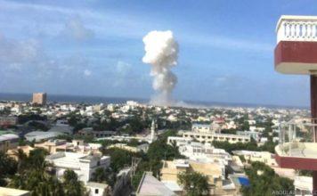 SOMALIYA ATTACK