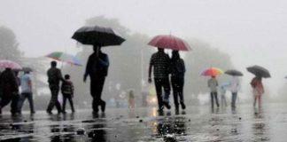 rain in uttrakhand