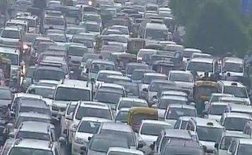 traffic jamm