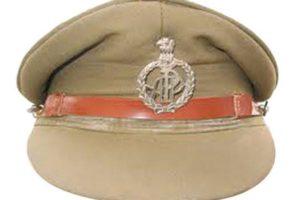 police-cap