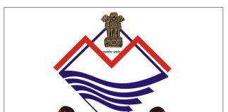 uttraklhand police logo