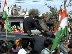 cm road show in jashpur